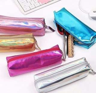 [New] Hologram pencil case
