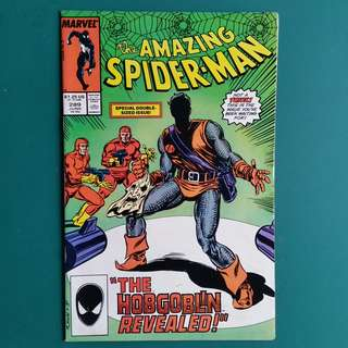 Amazing Spider-Man No.289 comic