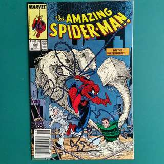 Amazing Spider-Man No.303 comic