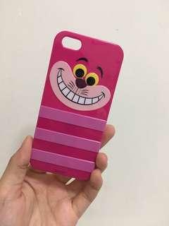 妙妙貓Cheshire Cat 5s/5se 手機殼