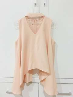 Peachy top