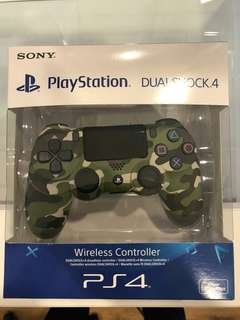 Ps4 Controller/Joystick (Camouflage)