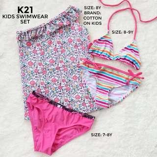Kids Swimsuit Set