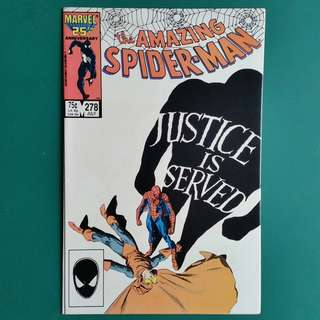 Amazing Spider-Man No.278