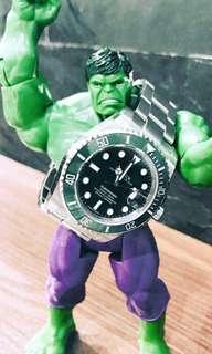Rolex Hulk Made in Swiss