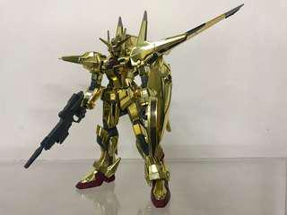 Built HG Oowashi Akatsuki Gundam