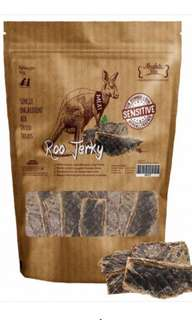 Absolute bites roo jerky