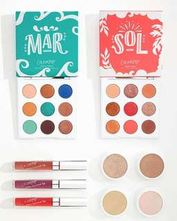 Colourpop Sol + Mar Set
