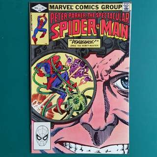 Spectacular Spider-Man No.68 comic