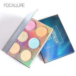 FOCALLURE Highlighter Northern Lights