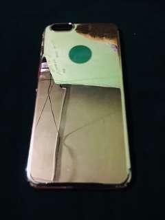 Iphone 6plus mirror case design