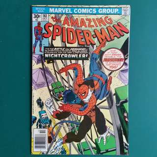 Amazing Spider-Man No.161 comic