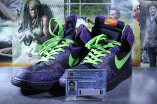 "Nike Dunk High Premium 323955030 ""Day of the Dead"""