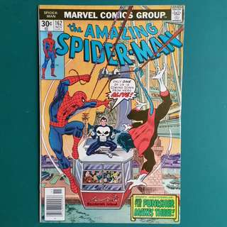 Amazing Spider-Man No.162 comic
