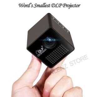 DLP mini projector