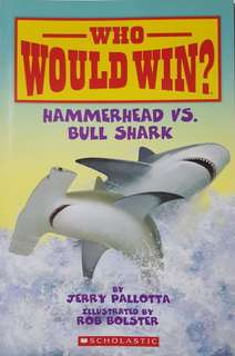 Who Would Win? Hammerhead vs Bull Shark