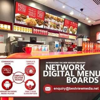 Digital Signage For Businesses
