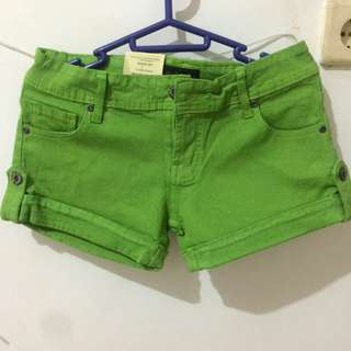 New Hotpants with tag
