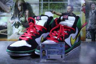 """Nike Dunk High Pro Premium SB 554673001 """"McRad"""""""