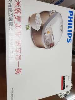 🚚 Philips 電子鍋 HD3034