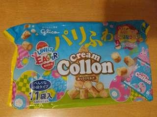 日本Collon餅乾