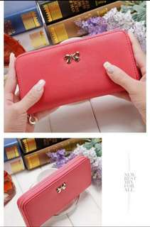 Fashion Korean Long Wallet for phone and card