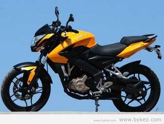 PULSAR 200NS FOR RENT