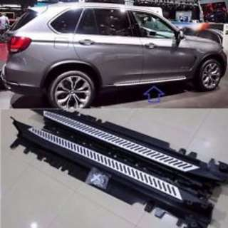 BMW X5 F15 Running Boards SUV Side Steps