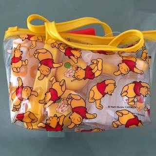 Winnie the poon 旅行套裝