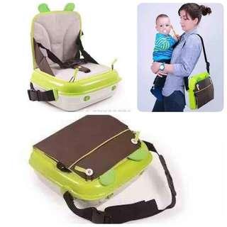 Sling baby car seat