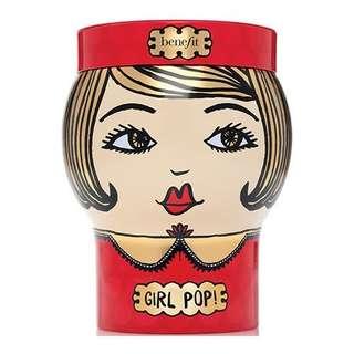 Benefit Girl Pop Tin