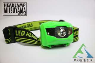 Headlamp head lamp senter kepala led headlamp camping headlamp lampu emergency cahaya terang awet batre outdoor lapangan penerangan