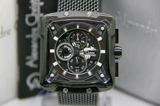 Alexandre Christie Type Ac 3030 Black Original