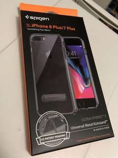 Spigen iphone 8/7 plus case