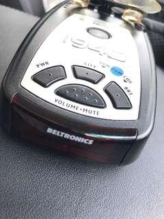 Beltronics Vector 940