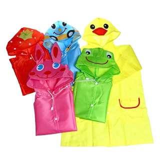🚚 Kids Raincoat