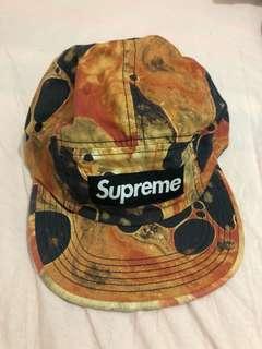 Supreme 聯名帽