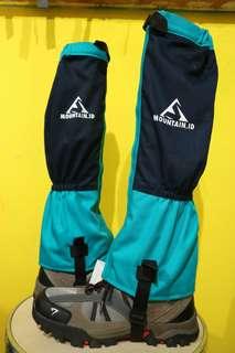 Gaiter kaki gaither kaki pelindung kaki naik gunung survival kit waterproof original produk