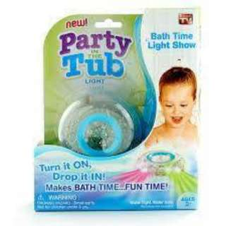 Party tub light
