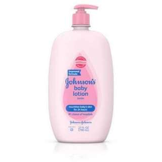 Johnsons Baby lotion 500ml