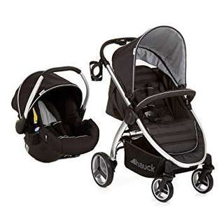 Hauck Lift Up 4  Stroller with Carrier