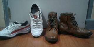 (2) Men's Shoes S8