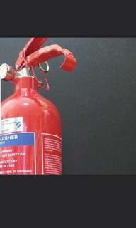 *BRAND NEW FIRE SAFETY EQUIPMENTS*!!