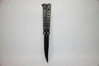 Pisau balisong pisau lipat pisau outdoor pisau lapangan pisau camping hiking hunting naik gunung knife survival kit