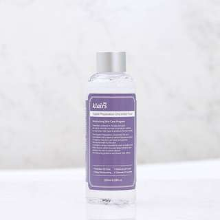 Dear klairs supple preparation unscented facial toner