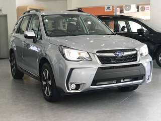 Suv Subaru Forester 2017 (Promotion NOW!)