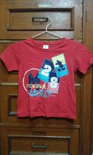 Preloved Disney Mickey Mouse Shirt