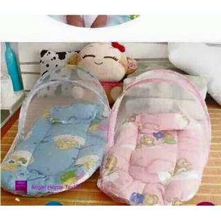 Foam baby bed
