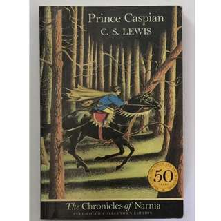 Prince Caspian Full Color Book