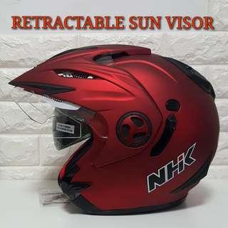 NHK  AVIATOR MATT MARROON Helmet